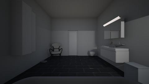 luksus - Bathroom - by Matia1