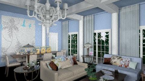 salotto arioso finito - Modern - Living room - by livia87