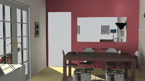 salle manger V13 - Dining Room - by johanne