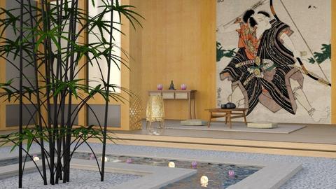 Japanese Garden - Garden - by JennieT8623