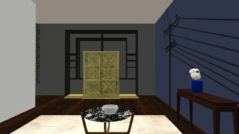 norwegian wood view two - Eclectic - Bedroom - by PennyDreadful