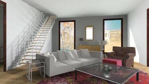 room - Living room - by alexafaivre