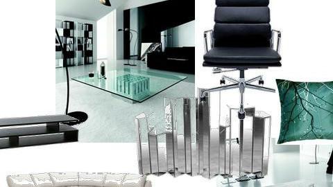 Blue and modern - Modern - Furniture - by Corael