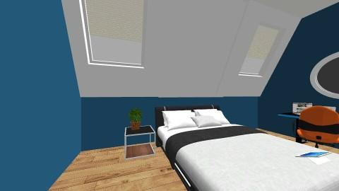 boys room - Bedroom - by tawnrena