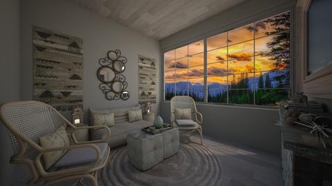 pattern - Living room - by daydreamer84