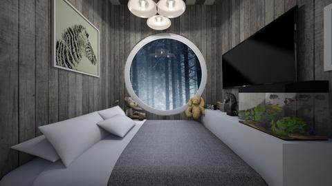 Bedroom Nook - Bedroom - by DreamDayz