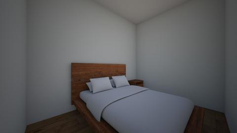 Brooklyn bedroom  - by marleyjomacdougall