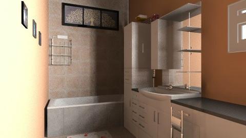 sima - Bathroom - by Ren707