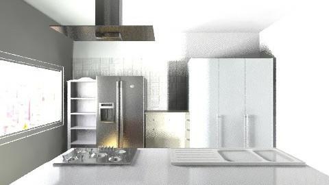 Sala de Jantar New - Classic - Kitchen - by SuperRigoni