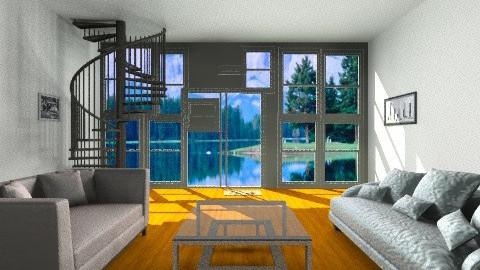 window  - Living room - by patience_heath