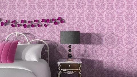 1 - Bedroom - by rubyrose023