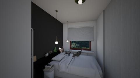 sypi - Bedroom - by aero_no