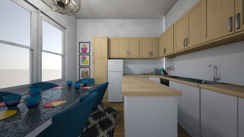 Townhouse Kitchen2 - Kitchen - by Kmstyles84