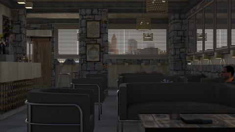 HQ15 Lazy Pub - by HarleyQuinn17