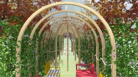 gate - Classic - Garden - by Alternative