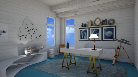 Seaside office  - Modern - Office - by augustmoon