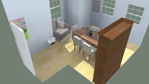 dinning room - Dining Room - by whitey