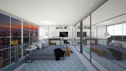 pethal - Bedroom - by sahfs