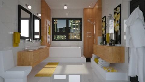 bathroom - by rrogers45