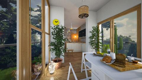 Kitchen Conservatory - by ZuzanaDesign