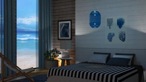 nautical - Bedroom - by sirtsu