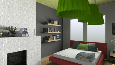 relax - Eclectic - Bedroom - by ugottahaveadream