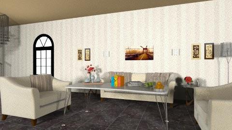 test - Living room - by xLaskax