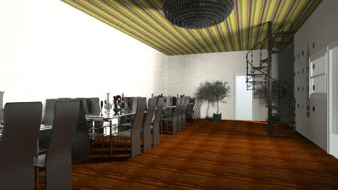 new life cafe - by hamna298