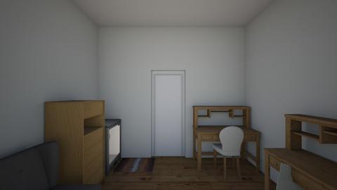 dorm room bunk - by brittanlee