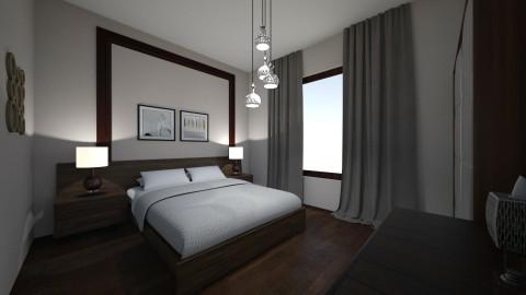 bedroom - by Nino Collodi