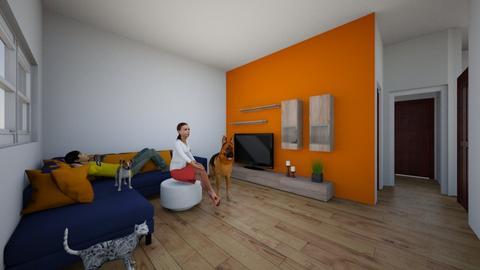 mirjamkoor - Modern - Living room - by mirjamkoorr