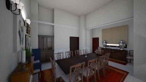 Naeem Diningroom 1b - by wbm
