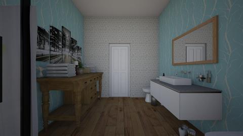 STYLO Bathroom - Bathroom - by Little Miss Designer 198