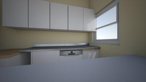 Tulegatan 2020 - Kitchen - by Guffi