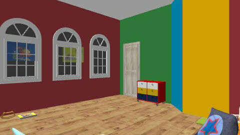 kids room  - Retro - Kids room - by kayleighsteel