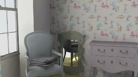 The Nursery - Kids room - by Callum Reuben