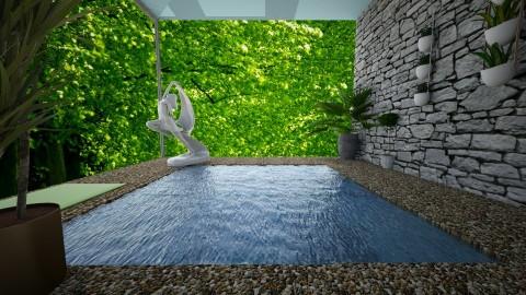 Pool - by Asura Kunvara