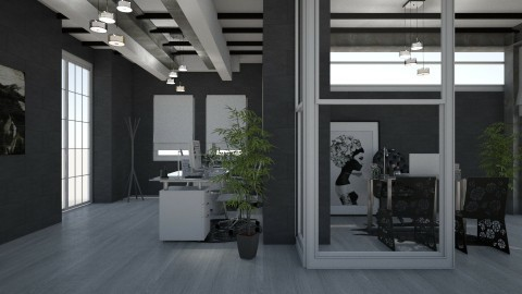 Office No1 - Glamour - Office - by soniagoncalves