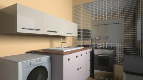 Kitchen - Vintage - Kitchen - by mellibu