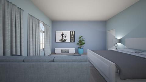 6 - Bedroom - by Zhannat