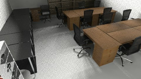 ASL Design Option 2 - Minimal - Office - by suarila