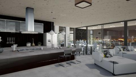 brazil luxe - Living room - by Niklaus Ledemon