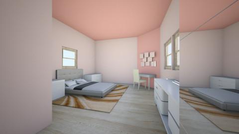 soba 11 - Minimal - Bedroom - by andelagudelj