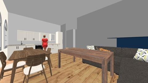 nice modern house - by martuks