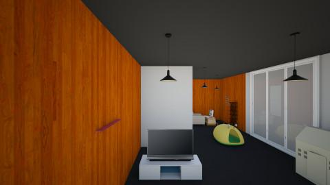 livingroom kitchendinner - by fraser goodfellow