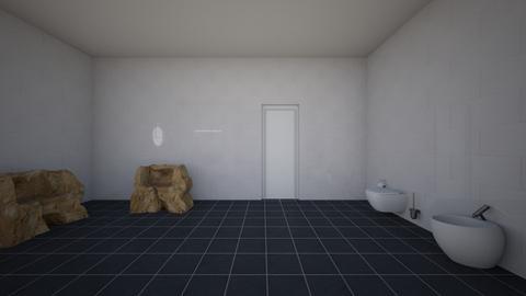 Bathr00m - Bathroom - by jezekarhitekt1