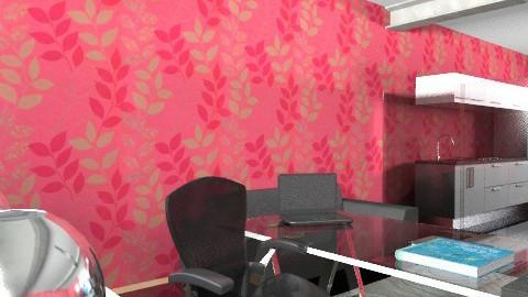 mslmksoffice3 - Modern - Living room - by mslmkus