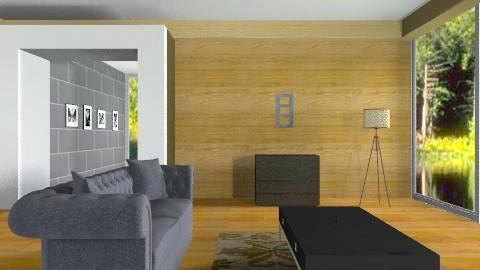 Eco house - Global - Living room - by cmlara25