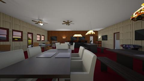 Restaurant Bar - by WestVirginiaRebel