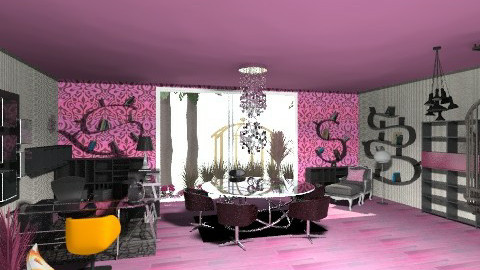 Glamourous - Glamour - Office - by ILMYDESIGN